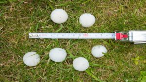 hailstones and insurance